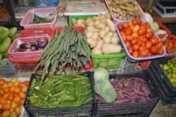 ovocný trh Male