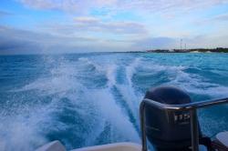 cesta člunem