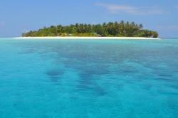 nejkrásnější ostrov na Maledivách