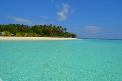 vysněná dovolená Maledivy