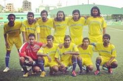 amatérský fotbalový tým Maledivy