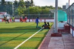 Maledivy fotbal
