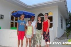 Naši klienti na Maledivách 9