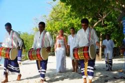 svatební nástup