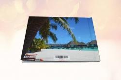 fotokniha Maledivy - zadní strana