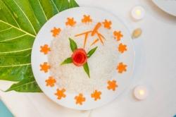příloha: rýže