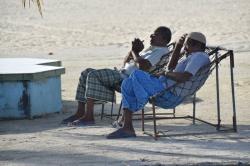 klidný život Maledivců