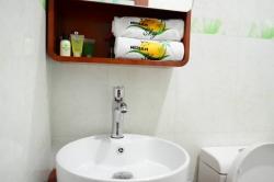 Maledivy - koupelna