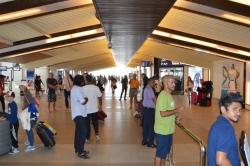 víza Maledivy - letiště
