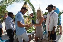 Maledivy svatba - obřad