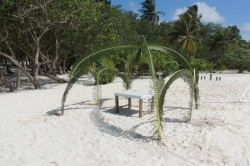 Maledivy svatba