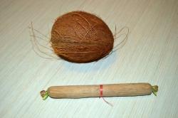 Kokosová tyčinka