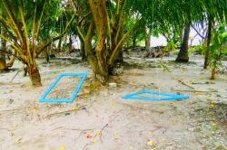 tradiční posezení na Maledivách