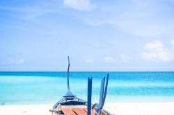 Fulidhoo pláž