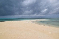 Maledivy před bouřkou