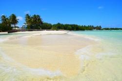 perfektní počasí Maledivy