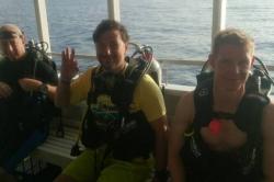 Maledivy - přístrojové potápění
