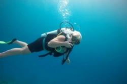 Potápění na Maledivách