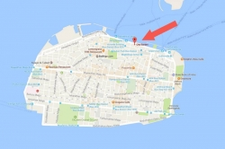 poloha restaurace na mapě