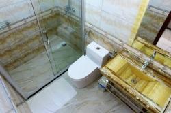 dovolená Maledivy - koupelna