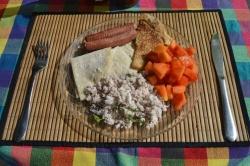 Tradiční snídaně