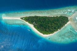 vysněný ráj Maledivy