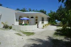 Dovolená na Maledivách - dům č. 3