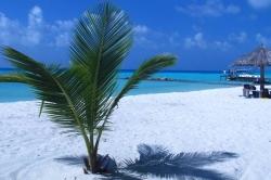 Dovolená na Maledivách - pláž malého ostrůvku Vilingili