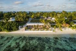 hotel na Maledivách