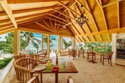 stravování Maledivy
