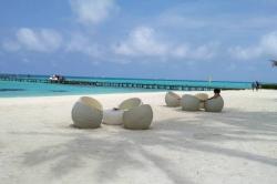 Maledivy resort