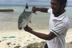 Maledivy, úlovek