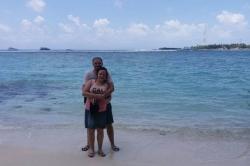 Katka a Honza na Maledivách