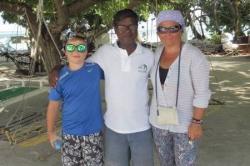 Maledivy s Mohamedem