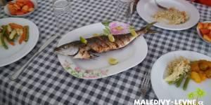Maledivský oběd