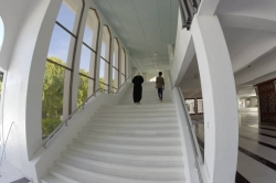 Schodiště Velké páteční mešity