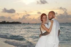 Maledivy svatba snů