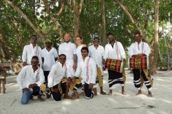 Maledivy svatební kapela
