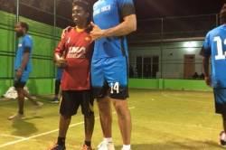 fotbal na Maledivách