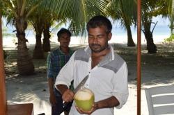 alternativa alkoholu na Maledivách