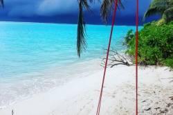 odpočinek na pláži