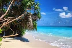 pláž-ostrov-Fulhadhoo
