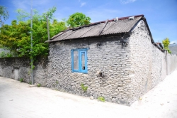 architekrura lokálního ostrova