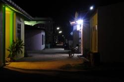 lokální ostrov ve tmě