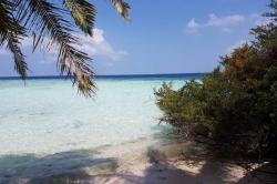 moře Maledivy