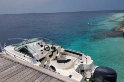 člun - speedboat