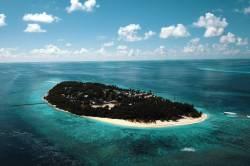 ostrov Omadhoo, Maledivy