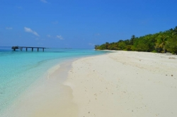 dokonalá pláž