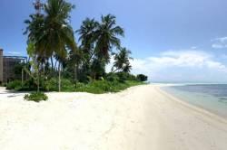 pláž Dhangethi