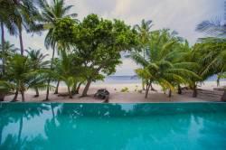 bazén Maledivy